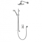 Image for Aqualisa Visage Smart Concealed Digital Mixer Shower With Adjustable & Fixed Wall Heads - Gravity Pumped  VSD.A2.BV.DVFW.14