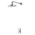 Aqualisa Visage Smart Concealed Digital Mixer Shower With Fixed Head - Gravity Pumped - VSD.A2.BR.14