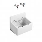 Armitage Shanks 510mm Birch Cleaners Sink