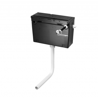 Armitage Shanks Conceala 2 Low Level Lever Cistern S361767