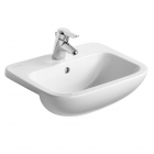 Image for Armitage Shanks Profile 21 - Basin Semi-Countertop 500mm 1 Tap Hole - S249201