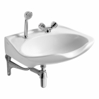 Image for Armitage Shanks Salonex Hairdressers 610mm 2TH Basin