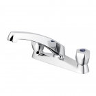 Armitage Shanks Sandringham 21 Kitchen Sink Mixer 2 Hole B9873AA