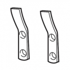 Armitage Shanks Wall Hangers for Urinals (Pair)