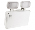 Image for Ascot NM3 Twinspot IP65 2 x 3w LED - AETWINLED