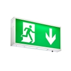 Image for Ascot LED Emergency Exit Sign - AEXLEDM
