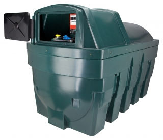 Atlantis H2500DDE Bunded Diesel Dispenser (Economy)