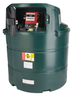 Atlantis V1300DDE+ Bunded Diesel Dispenser (Economy Plus)