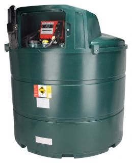 Atlantis V2350DDM Bunded Diesel Dispenser (Rotary Pump)