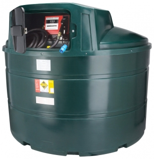 Atlantis V3500DDM Bunded Diesel Dispenser (Rotary Pump)