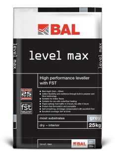 BAL Level Max Levelling Compound