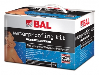 BAL Waterproof Shower Kit