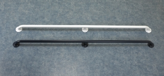 Barwood 3 Point Fixing Grab Rail Poles