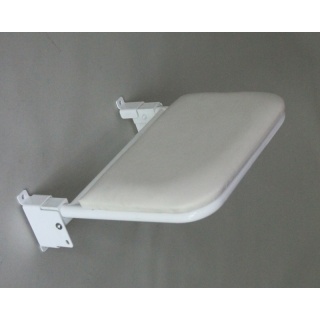 Barwood Hinged Shower Seat With Cushioned Pad