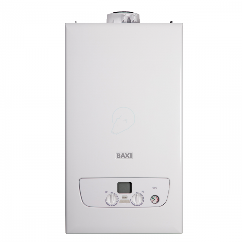 Baxi 600 630 30kW Combination Boiler Natural Gas ErP | Combi Boilers |  Condesing Combi Boilers | PlumbNation.co.uk