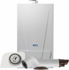Image for Baxi EcoBlue+ 28 Combination Boiler ErP & Horizontal Flue