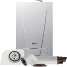 Image for Baxi EcoBlue Advance 24 Combination Boiler ErP & Horizontal Flue