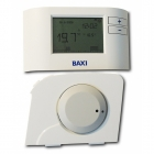 Image for Baxi EcoBlue Wireless RF Digital Programmable Thermostat - 7212344