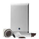 Image for Baxi Platinum+ 40kW Combination Boiler ErP, Vertical Flue & Digital RF Timer
