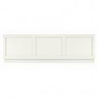 Image for Bayswater 1700mm Front Bath Panel Pointing White - BAYF136