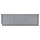Image for Bayswater 1700mm Front Bath Panel Plummett Grey - BAYF134