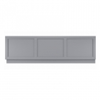 Image for Bayswater 1800mm Front Bath Panel Plummett Grey - BAYF137
