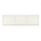 Bayswater 1800mm Front Bath Panel Pointing White - BAYF139