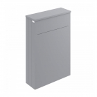 Image for Bayswater 550mm WC Cabinet Plummett Grey - BAYF119