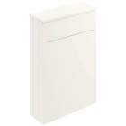 Image for Bayswater 550mm WC Cabinet Pointing White - BAYF121