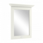 Image for Bayswater 600mm Flat Mirror Pointing White - BAYF124