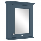 Image for Bayswater 600mm Mirror Wall Cabinet Stiffkey Blue - BAYF129