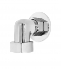 Bayswater Back to Wall Shower Elbow Chrome - BAYS381