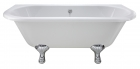 Bayswater Courtnell 1700mm Back To Wall Bath - BAYB106