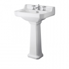 Image for Bayswater Fitzroy 500mm 2 Tap Hole Basin - BAYC007