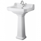 Image for Bayswater Fitzroy 595mm 1 Tap Hole Basin - BAYC003