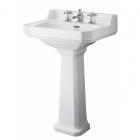 Image for Bayswater Fitzroy 595mm 3 Tap Hole Basin - BAYC024