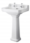 Image for Bayswater Fitzroy 734mm Comfort Height Full Pedestal - BAYC009