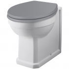 Image for Bayswater Fitzroy Back to Wall Comfort Height Pan - BAYC022