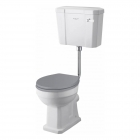 Image for Bayswater Fitzroy High/Low Level Comfort Height Pan - BAYC019