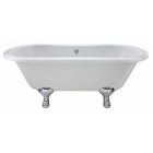 Image for Bayswater Leinster 1700 x 750mm Double Ended Free Standing Bath - BAYB102