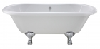 Image for Bayswater Leinster 1500 x 750mm Double Ended Free Standing Bath - BAYB101