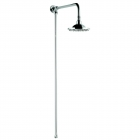 """Image for Bayswater Rigid Riser Kit With 6"""" Self Cleaning Head Chrome - BAYS205"""