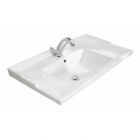 Image for Bayswater Traditional 600mm 1 Tap Hole Basin - BAYC201
