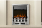 Image for Be Modern Bayden Classic Inset Electric Fire Remote Control Chrome - 18287