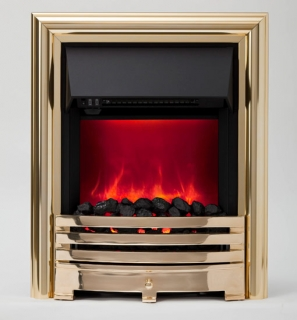Be Modern Contessa Inset Gas Fire - Slimline