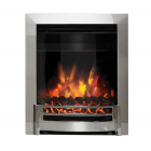 Image for Be Modern Ember MK2 2kW Inset Electric Fire Chrome - 33324