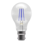 Image for Bell 4W BC LED Light Bulb With Blue Filaments - 60063