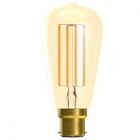 Image for Bell 4W ES E27 Squirrel Cage LED Light Bulb Warm White - 01462