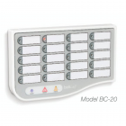 Image for Bell System 20-Zone Indicator Panel BC-20