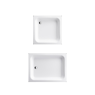 bette flat shower tray 150mm shower trays. Black Bedroom Furniture Sets. Home Design Ideas